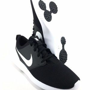 Nike Roshe G Golf Shoes Sneakers Mens Size 8 Black